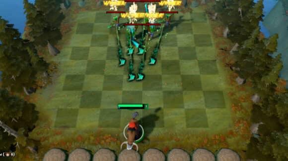 смерть в dota auto chess
