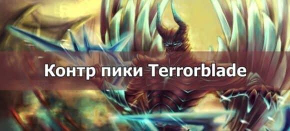 Террорблейд контр-пики