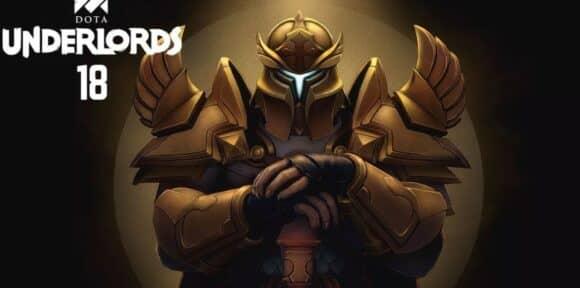 Выбор героев в Dota Underlords