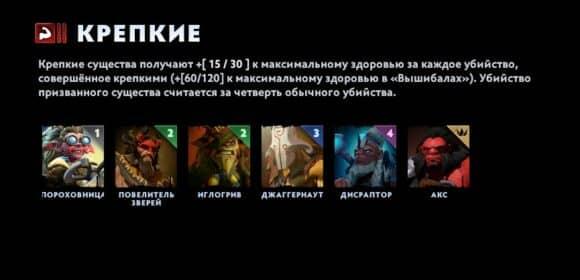 Альянс Крепких