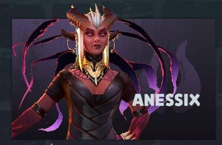 Лорд Анессикс