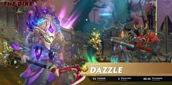 Dazzle Dota 2