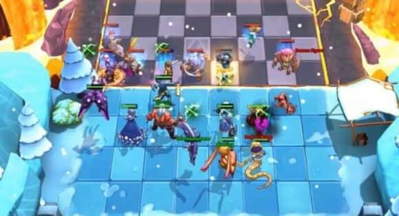 Лучшие игры жанра Auto Chess - авто-батлеров для мобильных устройств