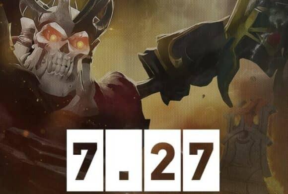 Dota 2 7.27