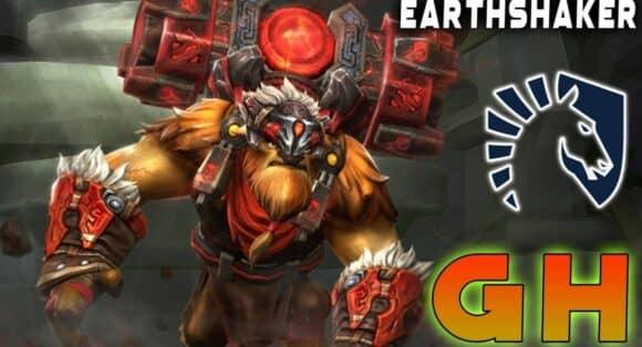 Earthshaker Dota 2