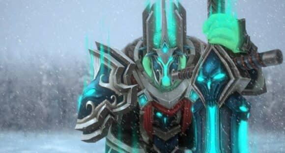 Wraith King Dota 2