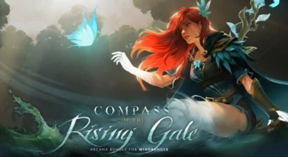 Аркана Compass of the Rising Gale